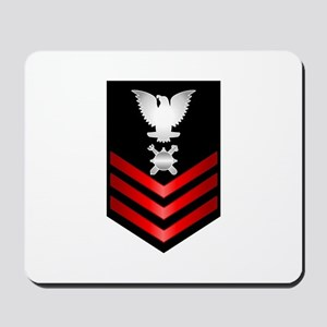 Navy Explosive Ordnance Disposal First Class Mouse