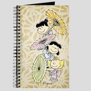 Umbrella Girls Journal
