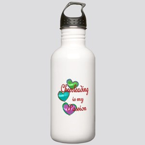 Cheerleading Passion Stainless Water Bottle 1.0L