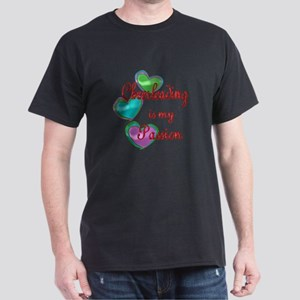 Cheerleading Passion Dark T-Shirt