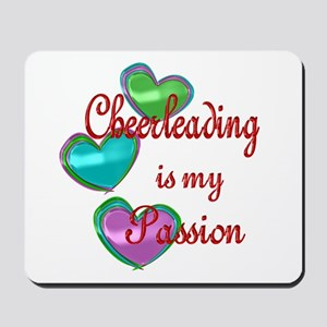Cheerleading Passion Mousepad