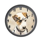 Parson Jack Russell Terrier Wall Clock