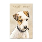 Parson Jack Russell Terrier Mini Poster Print