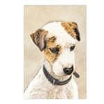 Parson Jack Russell Terri Postcards (Package of 8)