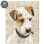 Parson Jack Russell Terrier Puzzle