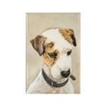 Parson Jack Russell Ter Rectangle Magnet (10 pack)