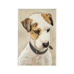 Parson Jack Russell Te Rectangle Magnet (100 pack)