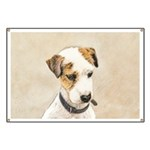 Parson Jack Russell Terrier Banner