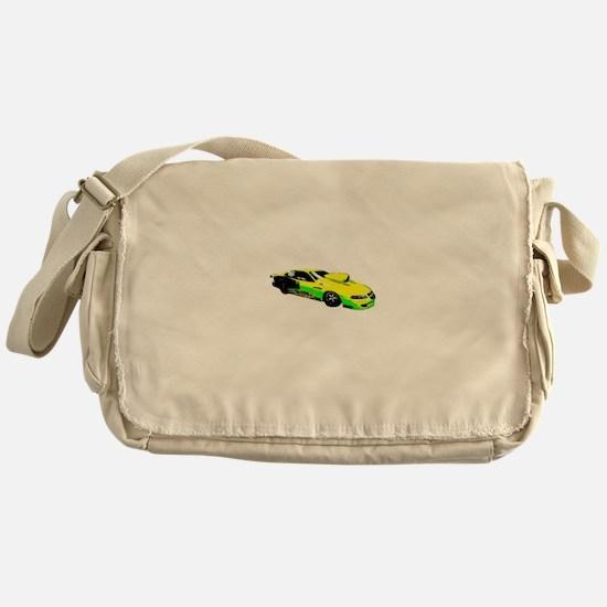 Antony Race Car Messenger Bag