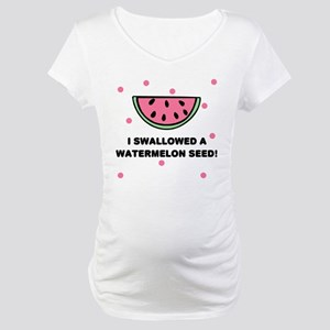 watermelon1 Maternity T-Shirt