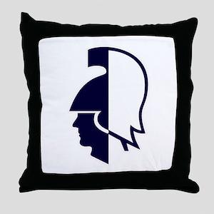 Spartans Football Club Throw Pillow