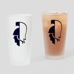 Spartans Football Club Drinking Glass