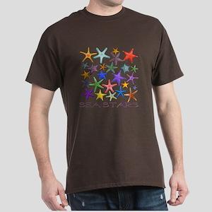 Sea Stars Dark T-Shirt