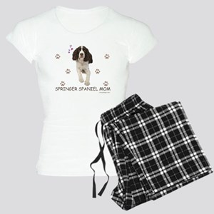 Springer Spaniel Mom Women's Light Pajamas