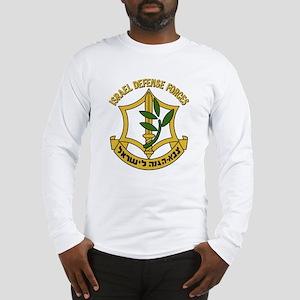 IDF - Israel Defense Forces Long Sleeve T-Shirt