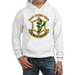 IDF - Israel Defense Forces Hooded Sweatshirt