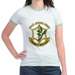 IDF - Israel Defense Forces Jr. Ringer T-Shirt