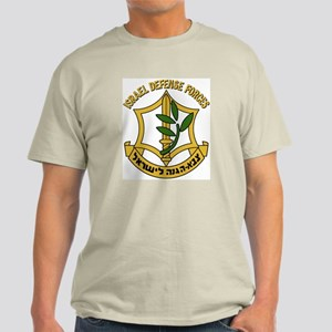 IDF - Israel Defense Forces Ash Grey T-Shirt