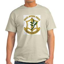 IDF - Israel Defense Forces Ash Grey T-Shirt