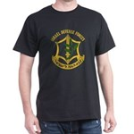 IDF - Israel Defense Forces Black T-Shirt