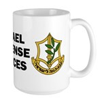 IDF - Israel Defense Forces Large Mug