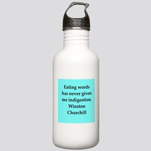 13 Stainless Water Bottle 1.0L