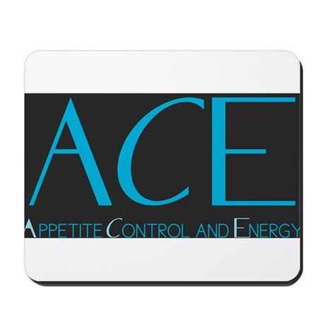 ACE logo Mousepad