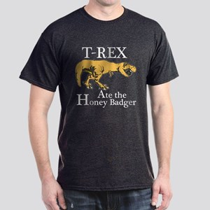 T REX Ate Dark T-Shirt