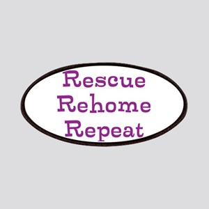 The 3 Rs needed for successful fostering! Patches