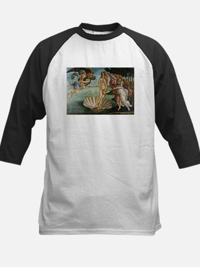 Birth of Venus - Sandro Botticelli Kids Baseball J