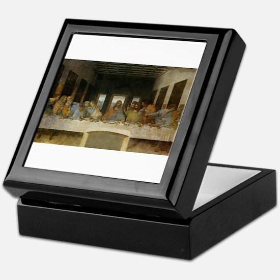 The Last Supper - Leonardo da Vinci Keepsake Box