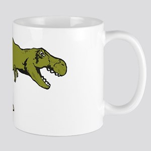 T rex 4 Mug