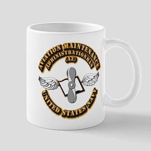 Navy - Rate - AZ Mug