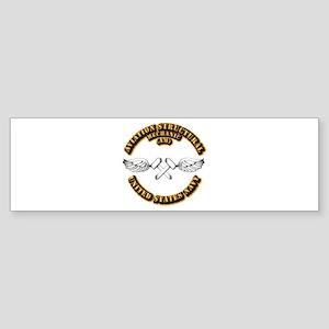 Navy - Rate - AM Sticker (Bumper)