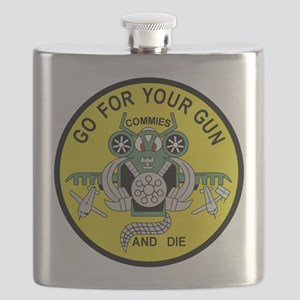 a-10_patch_fighter_COMMIES Flask