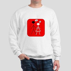 Interracial Love Sweatshirt