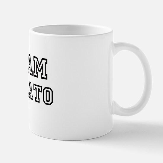 Team Novato Mug