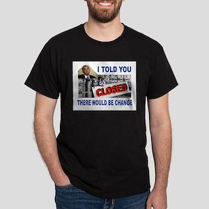 CLOSED FACTORY Dark T-Shirt