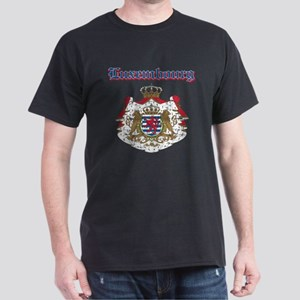 Luxembourg Coat of arms Dark T-Shirt