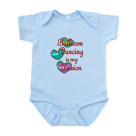 Ballroom Passion Infant Bodysuit