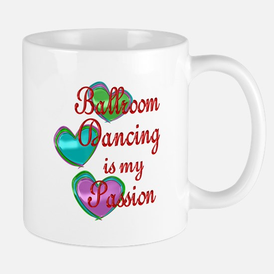 Ballroom Passion Mug