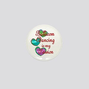 Ballroom Passion Mini Button