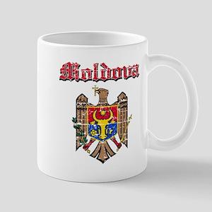 Moldova Coat of arms Mug