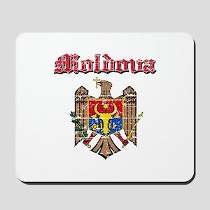 Moldova Coat of arms Mousepad