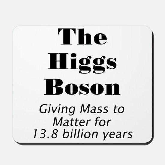The Higgs Boson Mousepad