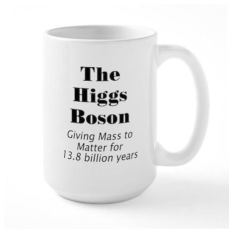 The Higgs Boson Large Mug