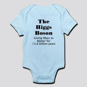 The Higgs Boson Infant Bodysuit