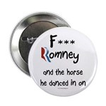 "F Romney 2.25"" Button"