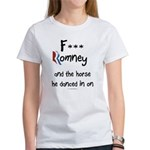 F Romney Women's T-Shirt