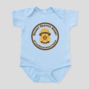 The XXX SecretService Infant Bodysuit